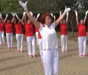 北京天通圆梦健身队第八套经络养身操 音乐免费下载