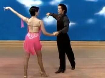 舞蹈之双人恰恰