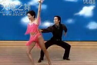 学舞蹈之恰恰 花样花步音乐