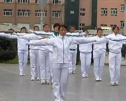 佳木斯快乐舞步健身操 第三节 手指运动 超清佳木斯视频免费下载