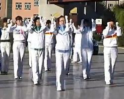 佳木斯快乐舞步健身操 第六节 体转运动 超清佳木斯视频免费下载