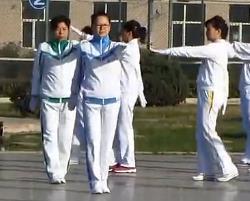 佳木斯快乐舞步健身操 第七节 腰腹运动 超清佳木斯视频免费下载