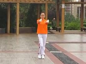 2014年佳木斯快乐舞步健身操十二节完整动作(张淑红)示范 含MP3/MP4下载