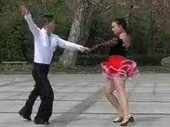 2014年 三步踩 第四套 ABC 武漢市體育舞蹈運動協會 中國三步踩總會推薦