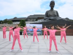 侗寨健骨操集体版视频音乐 侗寨骨动操