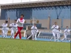黑龍江省全民科學健身操(舞)第二套神鶴起飛