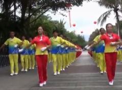 中国梦之队健身操