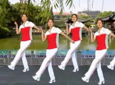 河口輕舞飛揚健身操第五套視頻音樂下載 輕舞飛揚第五套健身操