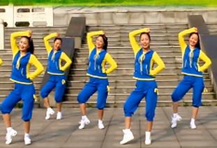 馨梅广场舞(王梅)