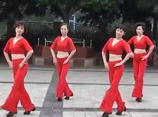 周思萍廣場舞