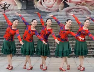 紫蝶踏歌廣場舞
