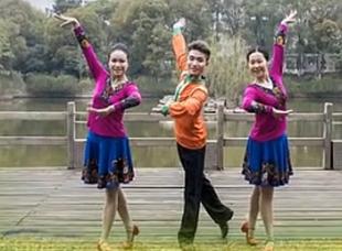 廖弟廣場舞
