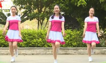 杨丽萍广场舞【亲爱的你在哪里】手腕初级入门舞蹈