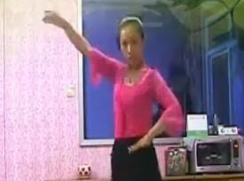 绚舞广场舞视频《哥有老婆》演示与分解 加快版