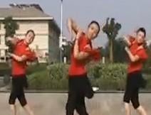 绚舞广场舞爱情红绿灯 含背面动作分解教学视频