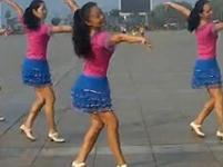 紫玫瑰廣場舞 一萬個對不起 背面演示與分解 舞曲歌曲下載