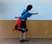 春花廣場舞 藏語舞曲 附口令及背面示范