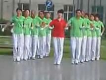 佳木斯快乐舞步 第三套 行进有氧健身操