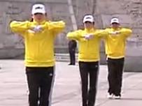 佳木斯快乐舞步 鸡西第三套 有氧健身操 晚操