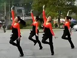 最美西藏-沅陵紫玫瑰广场舞