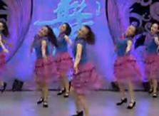《紅山果》紫玫瑰廣場舞_附舞曲及視頻下載