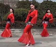 茉莉广场舞