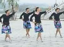 紫玫瑰 广场舞想起了你 广场舞大全 2014广场舞