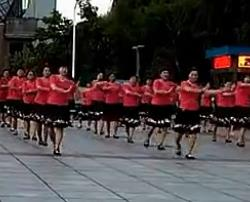春花廣場舞恰恰拉 最新最簡單廣場舞減肥瘦身舞