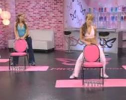 椅子舞教学 Flirty Girls系列 椅子舞 Chair Fit