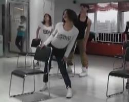 椅子舞教学 椅子舞基础入门