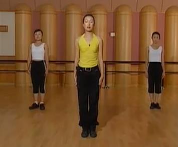 学跳兔子舞 最简单舞蹈基础入门详细教学