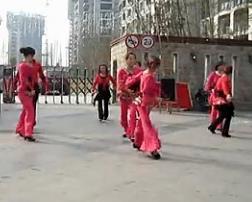 红蜻蜓广场舞 双人恰恰套路 音乐免费下载
