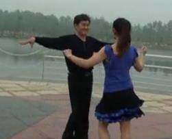 休闲恰恰舞 双人舞简单易学