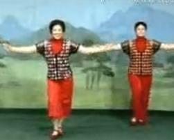 金凤凰 中老年健身舞蹈