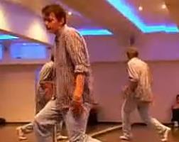 鬼步舞教学 墨尔本曳步舞 腿部花式动作一、