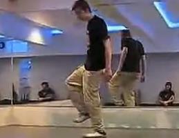 鬼步舞教学 墨尔本曳步舞 腿部花式动作三、