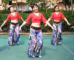 周思萍广场舞系列花一样的地方 广场舞歌曲音乐下载
