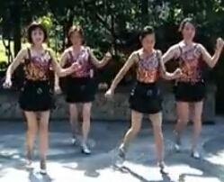 周思萍广场舞像现在这样