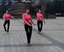 周思萍广场舞吉祥香巴拉 中老年广场舞视频