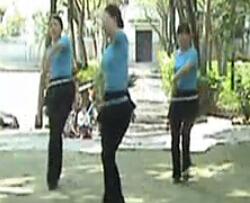 高安广场舞为内蒙古喝彩 中老年广场舞视频