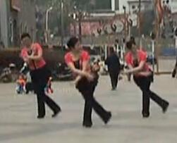 高安广场舞流失的传说 中老年广场舞视频