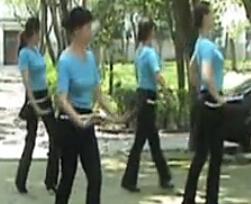 高安广场舞欢喜就好 简单中老年广场舞