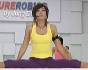 第1期 垫上健美操 韩国郑多燕减肥操第一部 超清完整 视频MP3口令免费下载