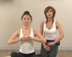 第7期 鄭多燕伸展操 動作細節詳解 韓國健身操