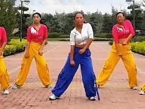 舞动旋律2007健身队,舞动旋律广场舞
