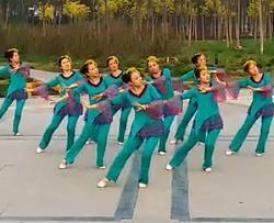 大名兰馨广场舞