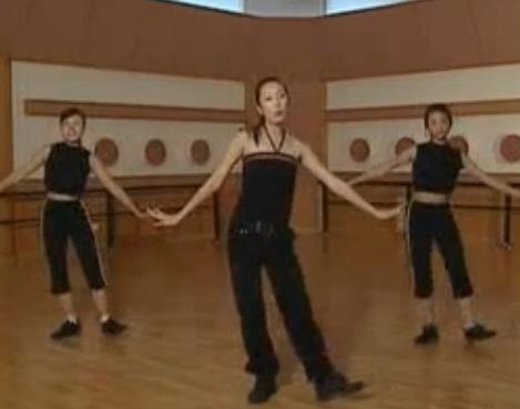 学跳兔子舞(二)