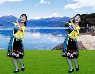 春花廣場舞唱給卓瑪的歌 附口令教學及背面演示 2015年最新廣場舞蹈歌曲mp3音樂免費下載