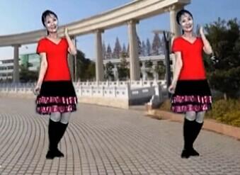 春花廣場舞 闖碼頭 附原版舞曲下載