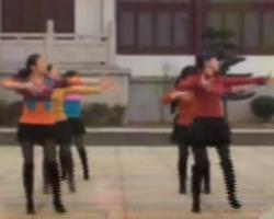 俪影广场舞冬天里的一把火 广场舞歌曲音乐免费下载